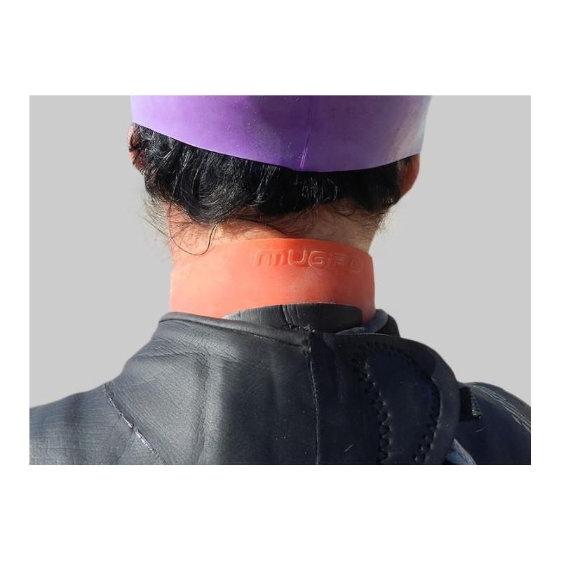 Protector De Cuello Mugiro Naranja