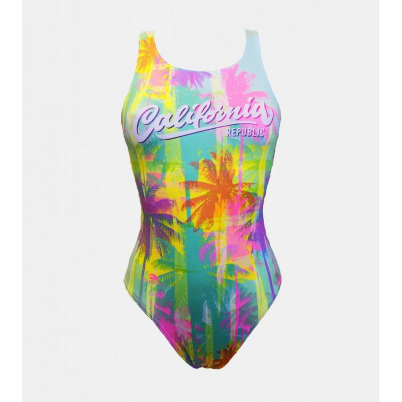 Bañador Turbo Chica TA Cali Palms