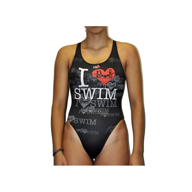 Bañador DS Chica TA Swim