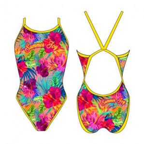 Bañador Turbo Chica Summer Flower TF